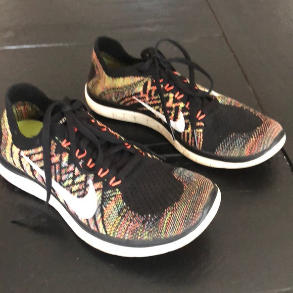 finest selection 5f3b6 08f0a Nike free 4.0 flyknit , Barefoot ride. M 5ad227f550687c67d7f28bce